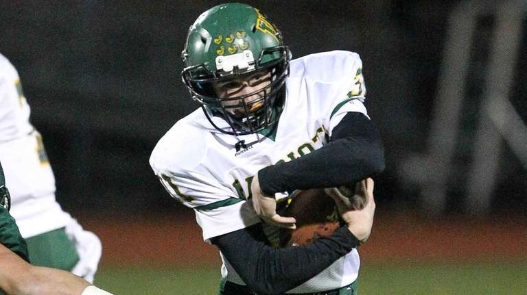 NICK MESSINA, WARD MELVILLE, 305 YARDS Sept. 27,