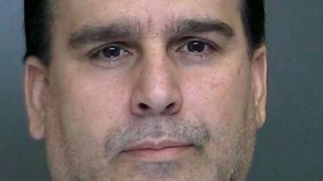 Emmanuel Amaral, 48, of Commack, seen in a