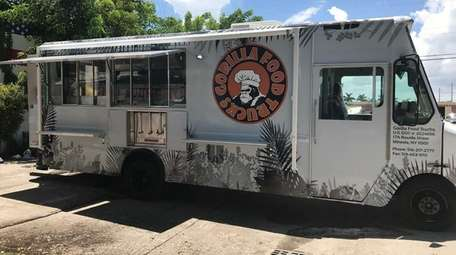Gorilla Food Trucks is among the vendors scheduled