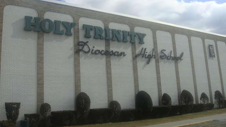 Holy Trinity Diocesan High School in Hicksville in