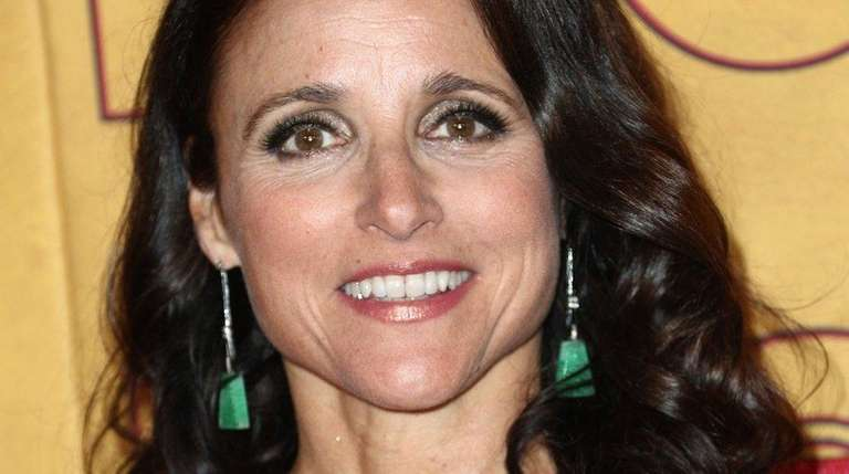 Julia Louis-Dreyfus attends HBO's post-Emmy awards reception on