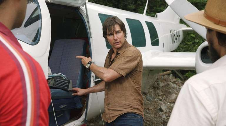 Tom Cruise is a real-life pilot-turned-drug runner in