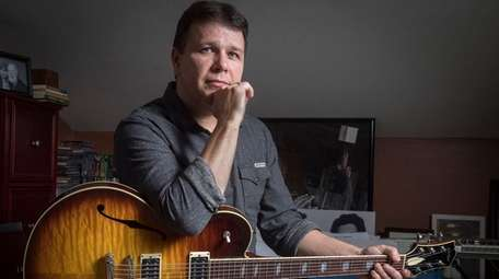 Jazz guitarist Tom Guarna of Hicksville is about