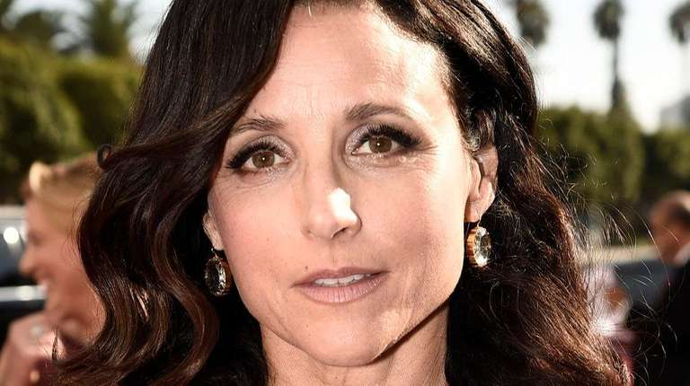 Julia Louis-Dreyfus, seen at the 2016 Emmy Awards