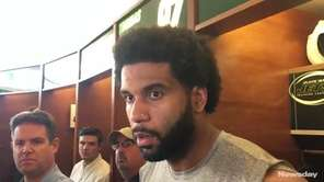 Jets tight end Austin Seferian-Jenkins is ready for