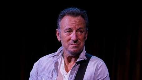 The producers of Bruce Springsteen's on-demand Broadway show