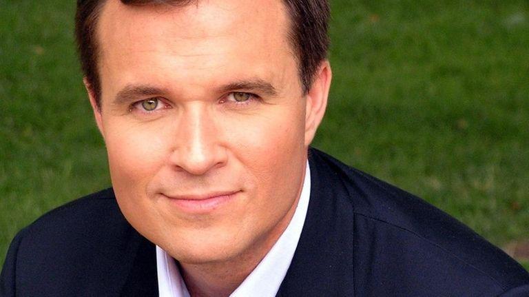 Greg Kelly, co-anchor of Fox's