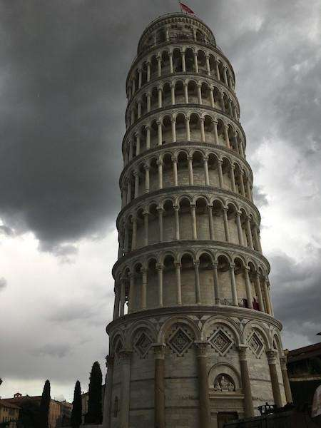 Pisa, September 19, 2017