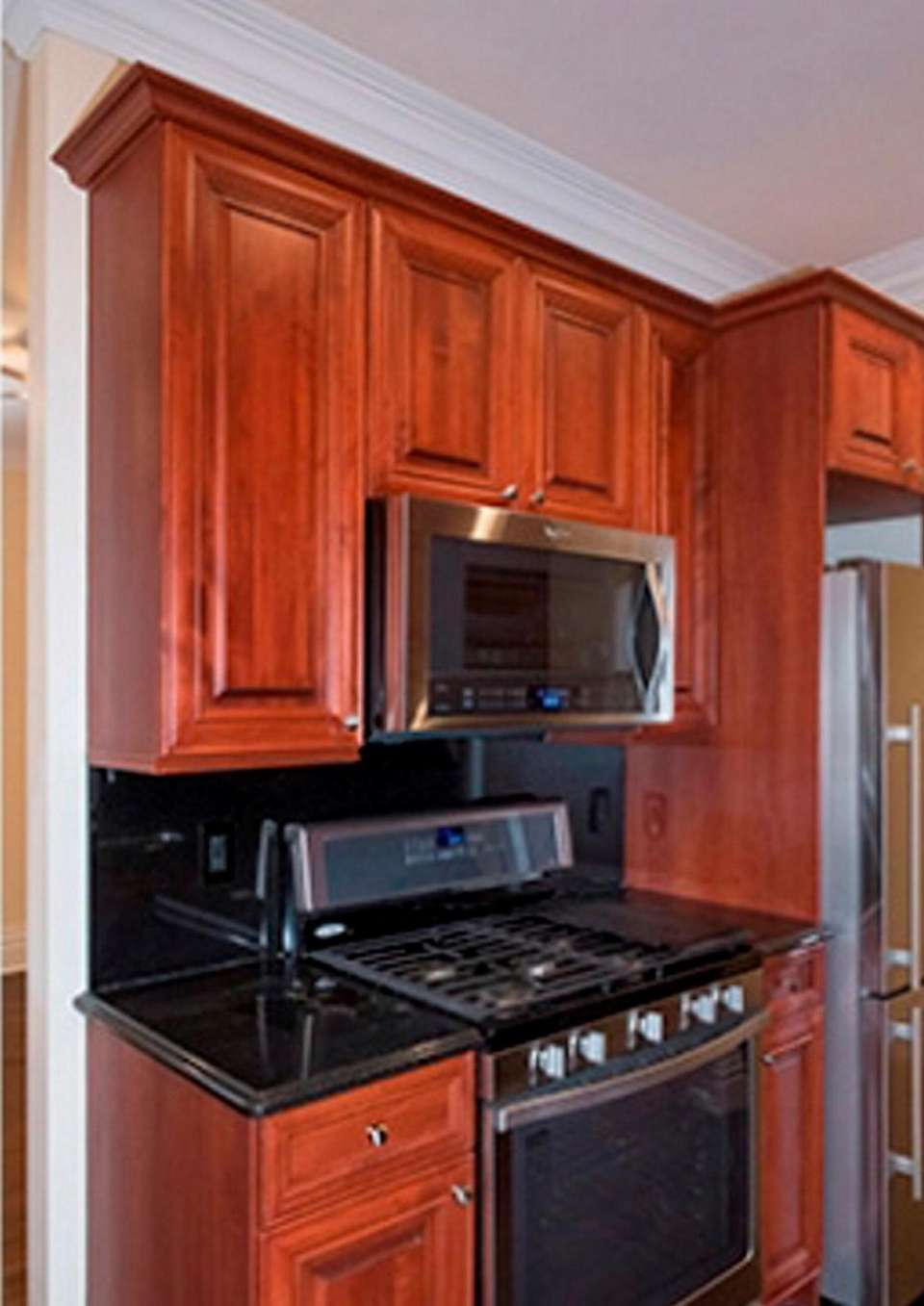 This one bedroom, one bathroom unit in Lynbrook