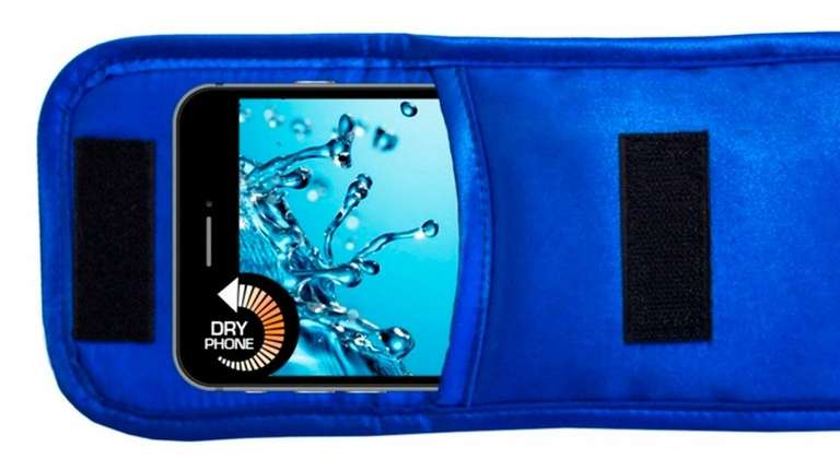 Absorbits wet phone rescue pouch can't repair any