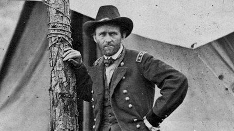 Gen. Ulysses S. Grant at his Cold Harbor,