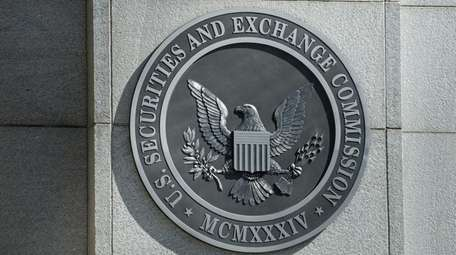 A view of the Securities and Exchange Commission