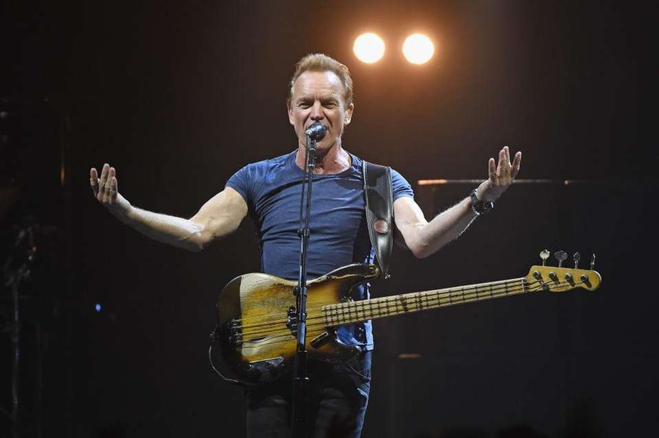 Sting was born on Oct. 2, 1951.