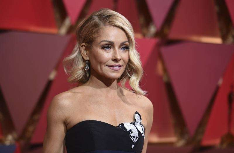 Kelly Ripa was born Oct. 2, 1970.