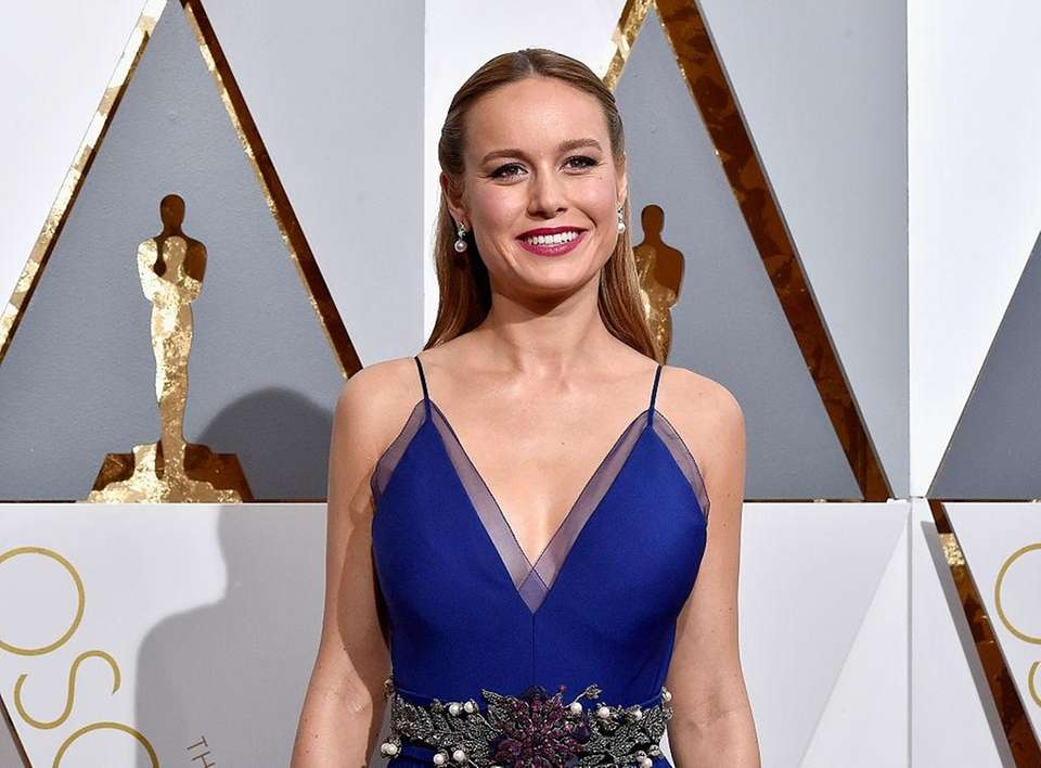 Brie Larson was born on Oct. 1, 1989.