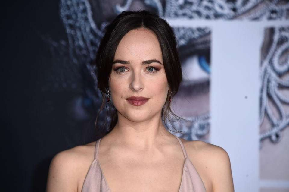 Dakota Johnson was born on Oct. 4, 1989.