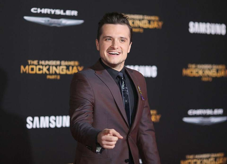 Josh Hutcherson was born on Oct. 12, 1992.