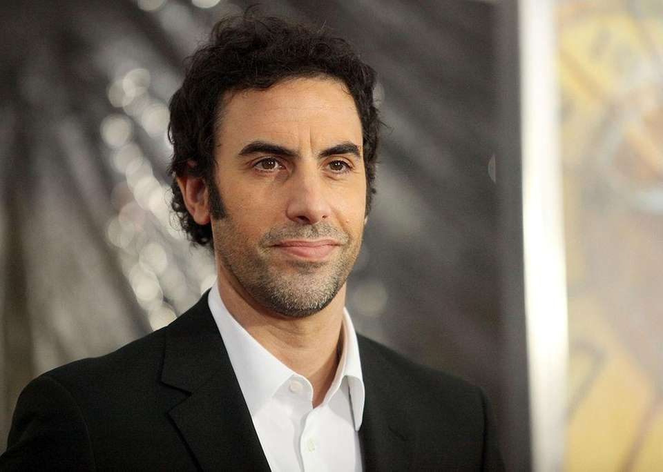 Sacha Baron Cohen was born on Oct. 13,