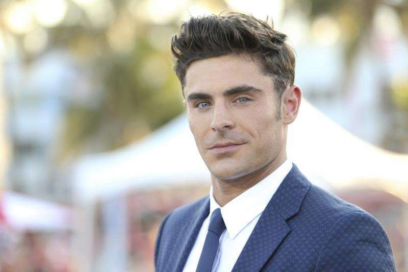 Zac Efron was born on Oct. 18, 1987.