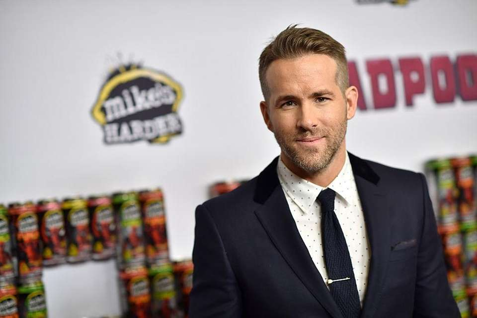 Ryan Reynolds was born on Oct. 23, 1976.