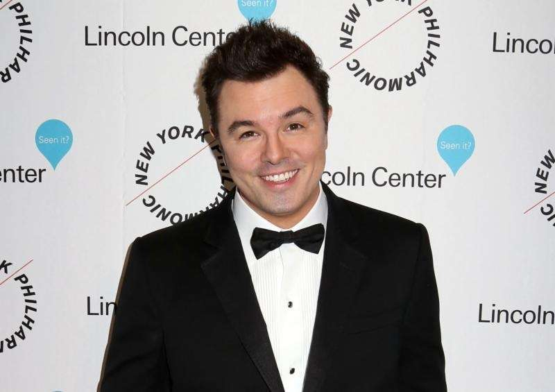 Seth MacFarlane was born on Oct. 26, 1973.