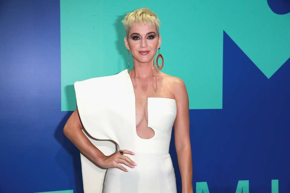 Katy Perry was born on Oct. 25, 1984.