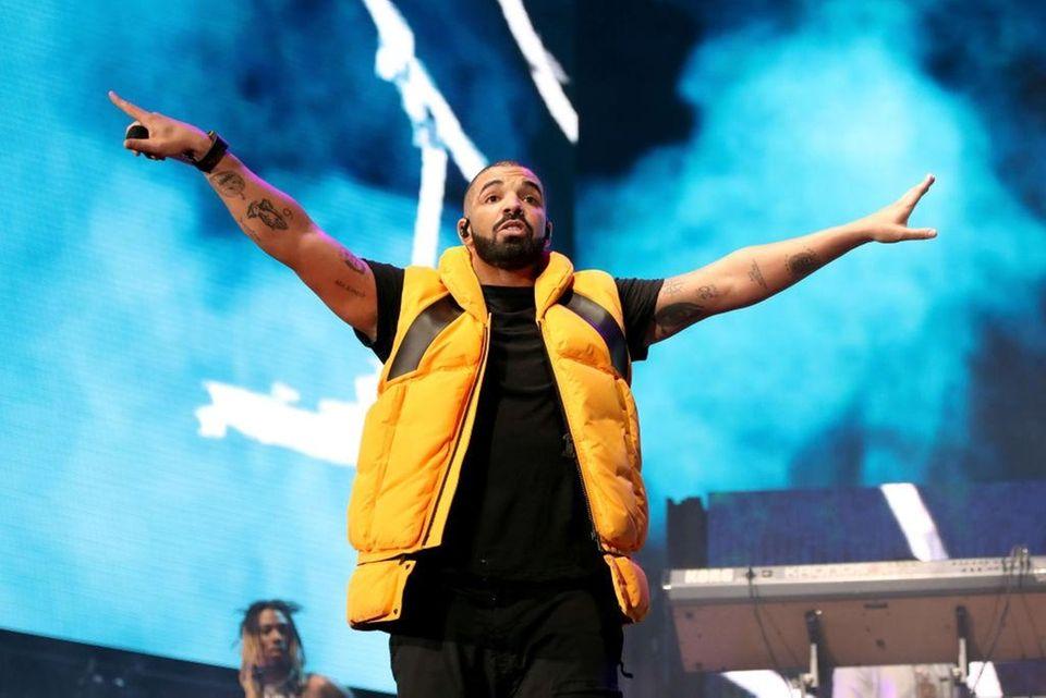 Drake was born on Oct. 24, 1986.