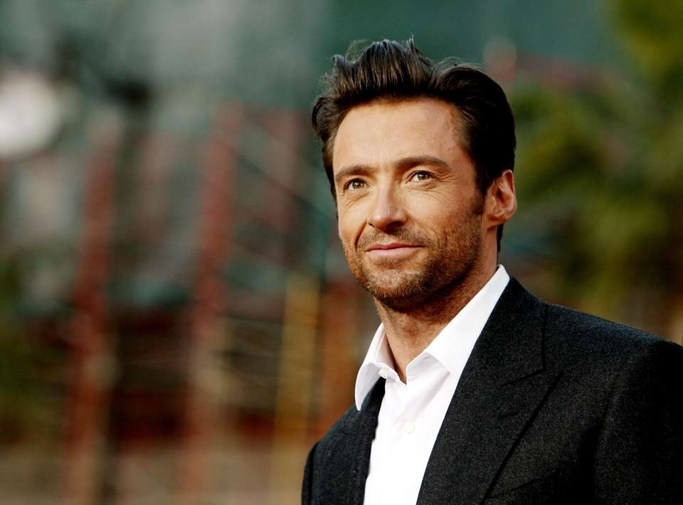 Hugh Jackman was born on Oct. 12, 1968.