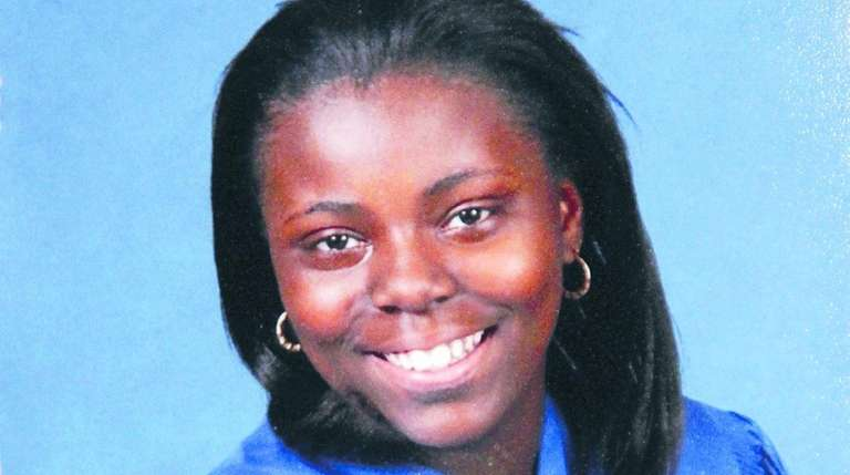 Gabrielle Johnson, who was fatally struck by a