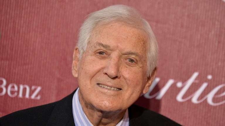 Monty Hall in 2014. The former