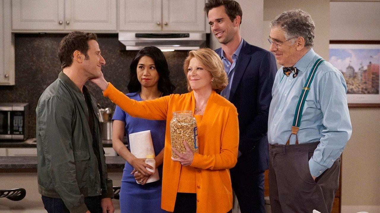 CBS' latest sitcom,