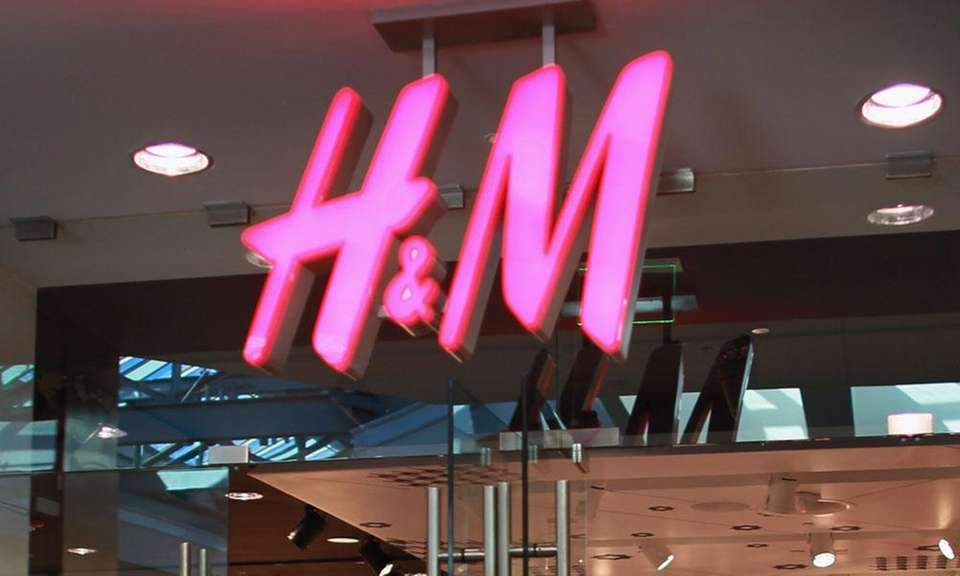 Swedish clothing retailer H & M reopened its