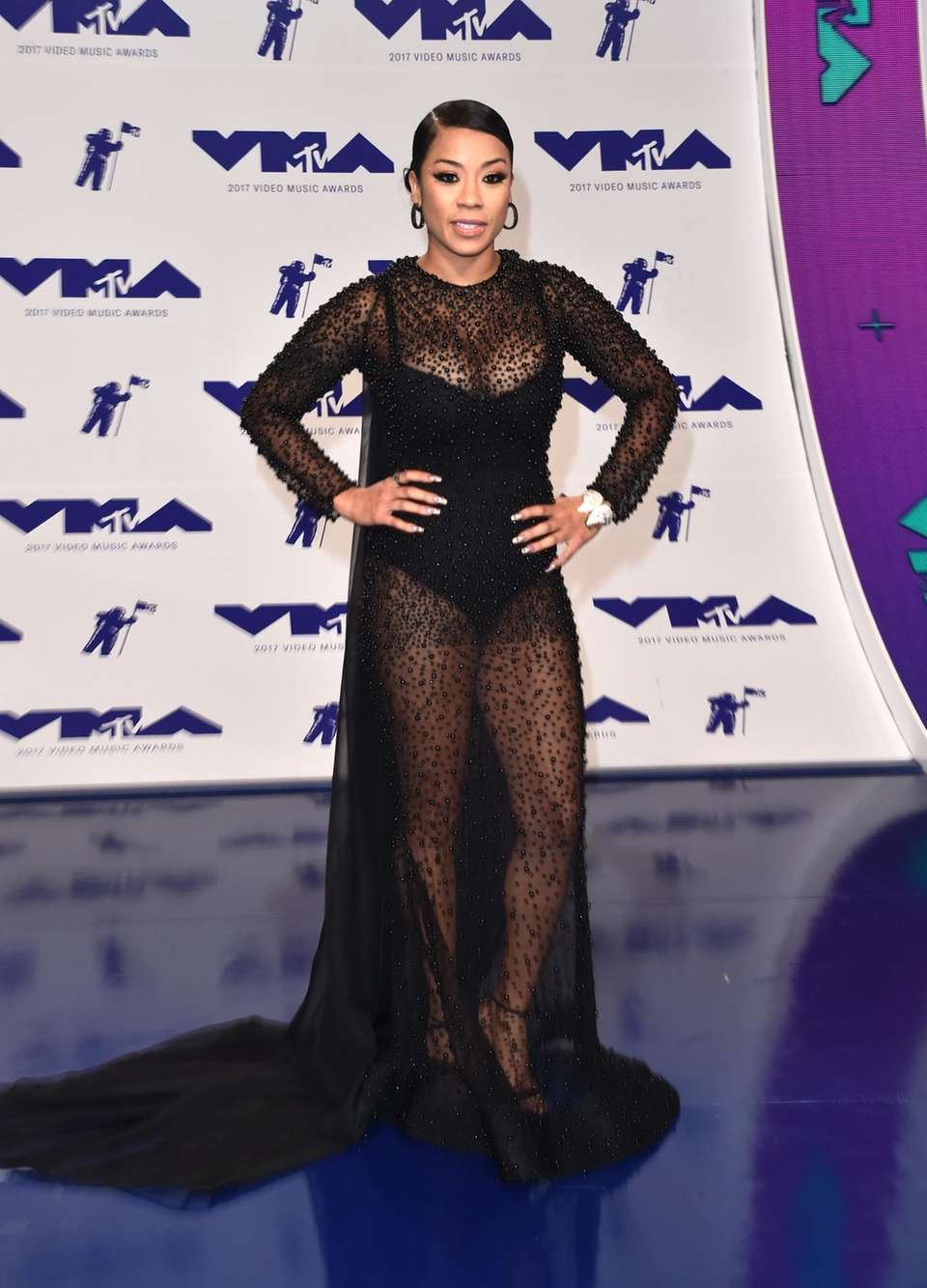 Singer Keyshia Cole was born on Oct. 15,