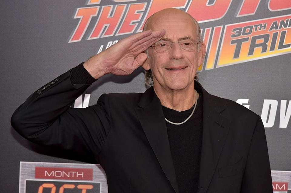 Christopher Lloyd was born on Oct. 22, 1938.
