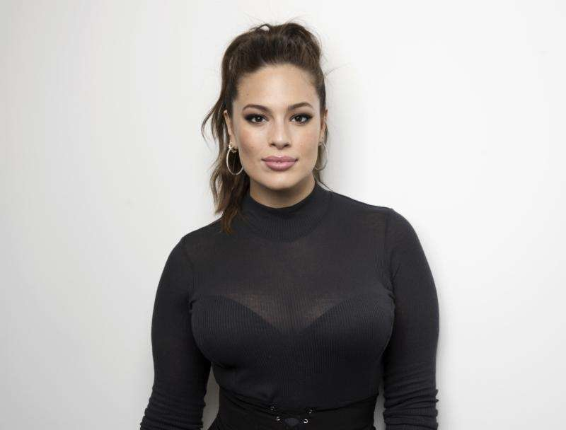 Model Ashley Graham was born on Oct. 30,