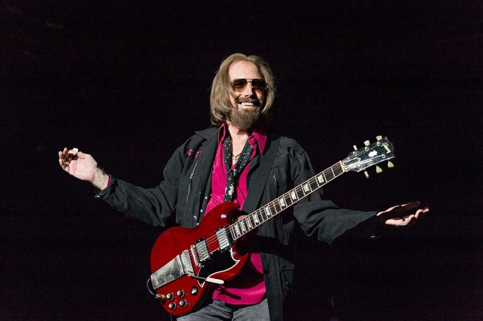 Tom Petty performs at KAABOO 2017 at the