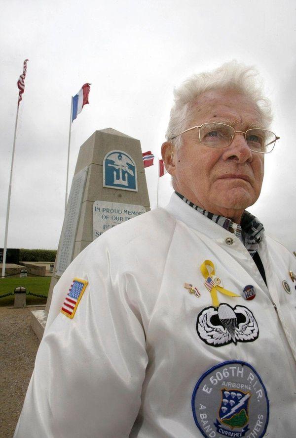 Don Malarkey, American veteran from the 101st airborne