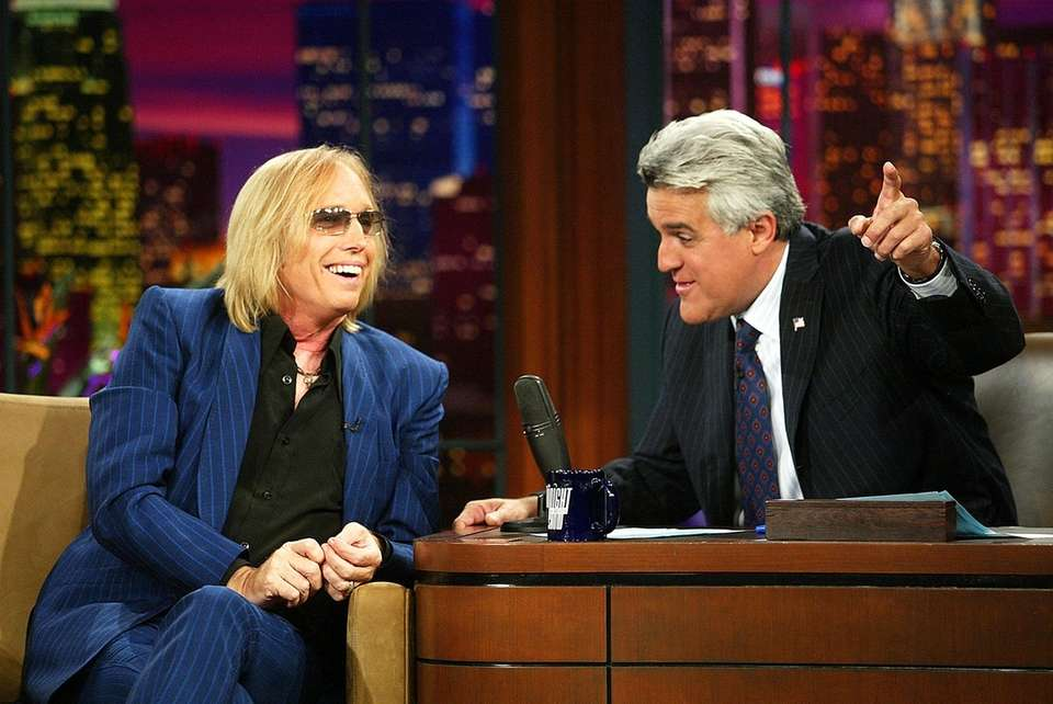 Tom Petty appears on