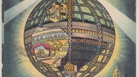 A 1906 postcard of Samuel Friede's