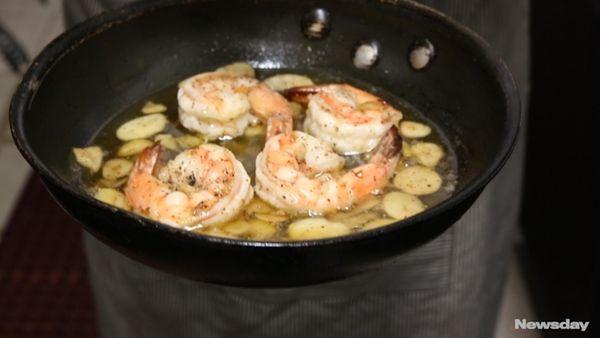 Chef Alex Bujoreanu's culinary career began at an