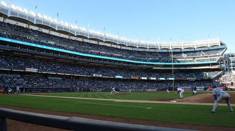 The NYPD sent extra security teams to Yankee