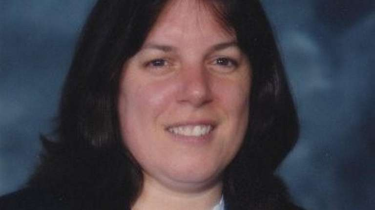 Teresa Butler of Levittown has been hired as