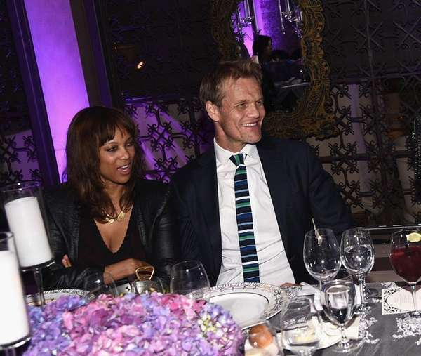 Tyra Banks Splits From Boyfriend Erik Asla After Five Years