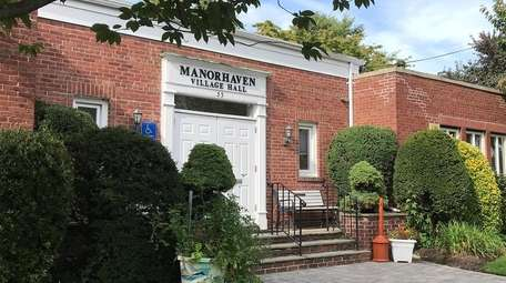 Manorhaven residents voted on Oct. 3, 2017, against