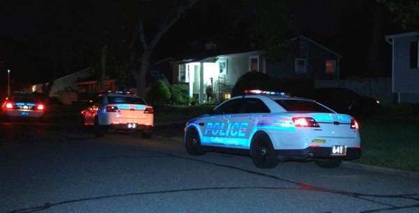 A resident of a Medford home was shot
