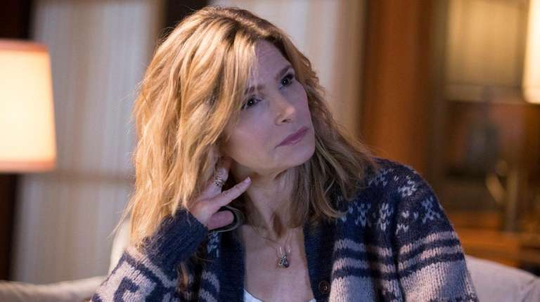 Kyra Sedgwick's new TV series is