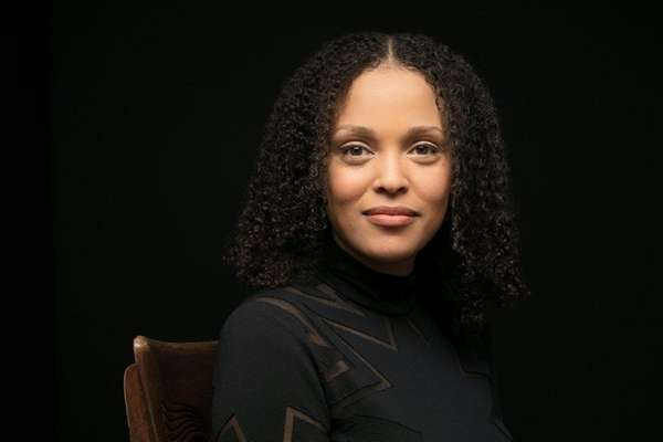 Jesmyn Ward was cited for her haunting, lyrical