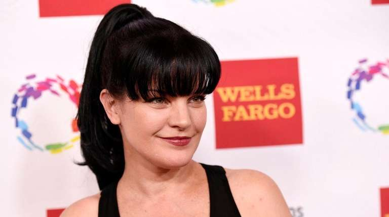 Actress Pauley Perrette at an event in Los