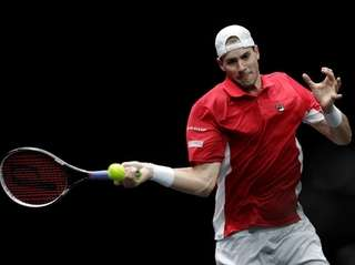 John Isner has committed to play in the