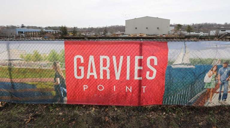 The $960 million Garvies Point project in Glen
